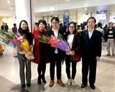 Langue : un élève vietnamien primé à un concours de russe