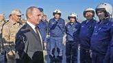 La Russie commence à retirer ses troupes de Syrie