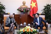 Le Vietnam invite le Danemark à soutenir la ratification rapide de lEVFTA