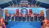 Inauguration dune usine de structures dacier de 40 millions de dollars à Dông Nai