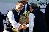 Inde : Rahul Gandhi prend la tête du parti du Congrès