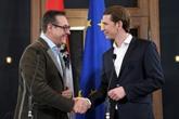Autriche : accord de gouvernement entre droite et extrême droite