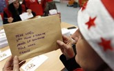 Au temps dInternet, le Père Noël reçoit toujours un courrier de ministre