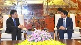 Renforcer la coopération entre Hanoï et Athènes