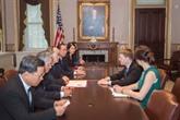 Hô Chi Minh-Ville appelle laide américaine pour construire un écosystème de start-up