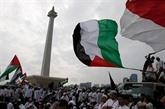 Statut de Jérusalem : manifestation géante en Indonésie