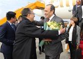 Le président de la Chambre des représentants du Maroc effectue une visite officielle au Vietnam.