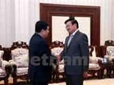 Le Laos toujours attrayant pour les investisseurs vietnamiens
