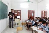 Hô Chi Minh-Ville et République de Corée unies dans léducation