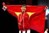 Truong Thi Kim Tuyên décroche le bronze de la finale du Grand Prix mondial
