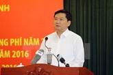 Placement en détention provisoire de Dinh La Thang