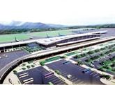 Quang Ninh : laéroport international de Vân Dôn sera opérationnel en mars 2018