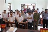 Quatorze condamnations pour infractions foncières à Dông Tâm