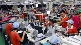 Tendance de lemploi dans les entreprises non étatiques