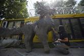 Chine : un artiste crée des Transformers plus vrais que nature