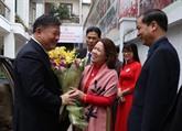Les Croix-Rouge vietnamienne et chinoise intensifient leur coopération