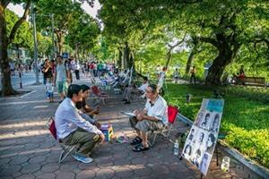 Environ 92% de téléspectateurs de CNN veulent se rendre à Hanoï