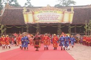 La Fête de Lam Kinh célèbre la glorieuse famille Lê