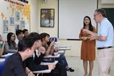 Formation pour des cadres des associations de profs de français à Hanoï