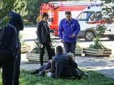 Crimée: au moins 19 morts dans une tuerie dans un lycée technique