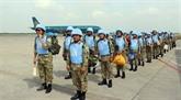 Les casques bleus vietnamiens au Soudan du Sud loués par la presse internationale