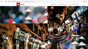 Succès de la campagne de promotion de limage de Hanoï sur CNN