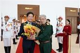 Le Vietnam et la République de Corée renforcent leur coopération dans la défense