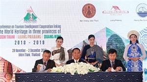 Luang Prabang, Udon Thani et Quang Ninh: un triangle de patrimoines mondiaux