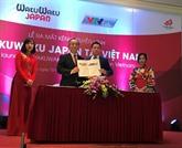 La chaîne de télé Wakuwaku Japan présente au Vietnam