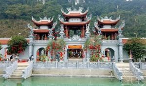 Temple Bông Lai, site du tourisme spirituel qui vaut le détour