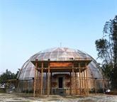 Inauguration du Centre de présentation artistique Lune à Hôi An