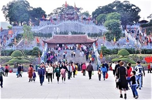 Afflux des visiteurs dans les sites historiques et touristiques
