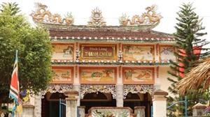 Les vestiges de la citadelle de Thanh Chiêm à Quang Nam