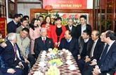 Le Premier ministresouhaite longévité au général Dang Quân Thuy