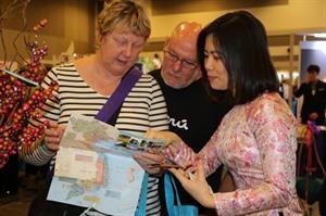 Le Vietnam au Salon voyages et vacances dOttawa 2018