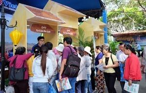 Plus de 83 milliards de dôngs de recettes à la Fête du tourisme de Hô Chi Minh-Ville
