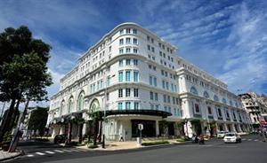 Projet dhôtel cinq étoiles à Hô Chi Minh-Ville