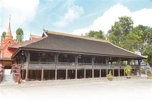 Le sala centenaire de la pagode Chot