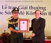 Clôture des 9es Prix littéraires du Mékong