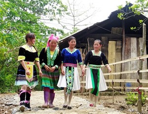 Gia Khâu - une perle pure au cœur de la ville montagneuse de Lai Châu