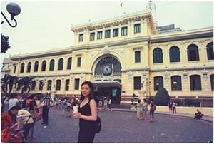 La Poste centrale de Saïgon, un patrimoine architectural