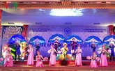 Le Festival de chant van se termine sur de bonnes notes à Huê