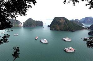 La baie d'Ha Long dans le top 10 des plus beaux patrimoines mondiaux