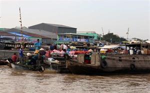 Pour développer efficacement la zone touristique de lOuest du delta du Mékong