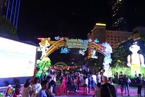 Ouverture du premier Festival de marionnettes du Vietnam