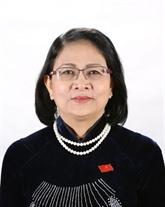 Dang Thi Ngoc Thinh assume la position de la présidente par intérim du Vietnam