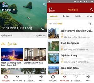 Lapplication touristique Vietnamgo lancée au Forum du tourisme de lASEAN (ATF) 2019