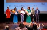 Le Slam poésie Vietnam 2019 s'est conclu avec succès