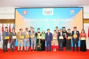 Clôture du Forum du tourisme de lASEAN 2019