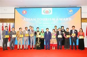 Net ATF 2019: le Vietnam remporte 15 prix du tourisme de lASEAN